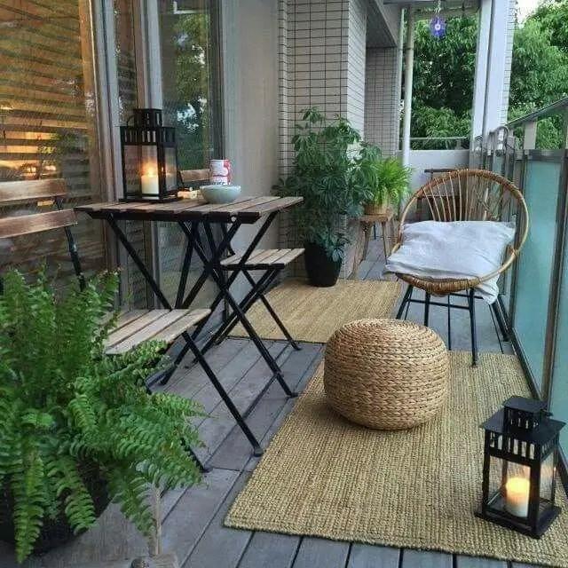 10 Stunning Small Apartment Balcony Ideas