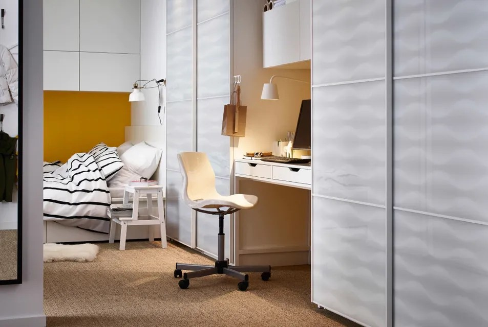 Minimalist Bed Room In Tiny Space (15) Result
