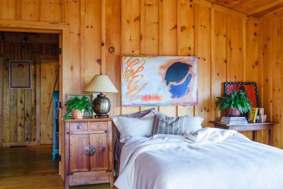 Cozy Rustic Cabin Interior Design (1) Result