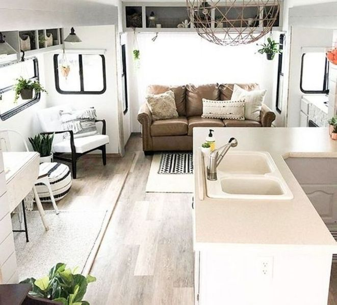Spacious Looking Camper