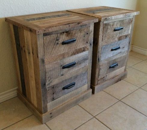 17Interior Pallet Furniture