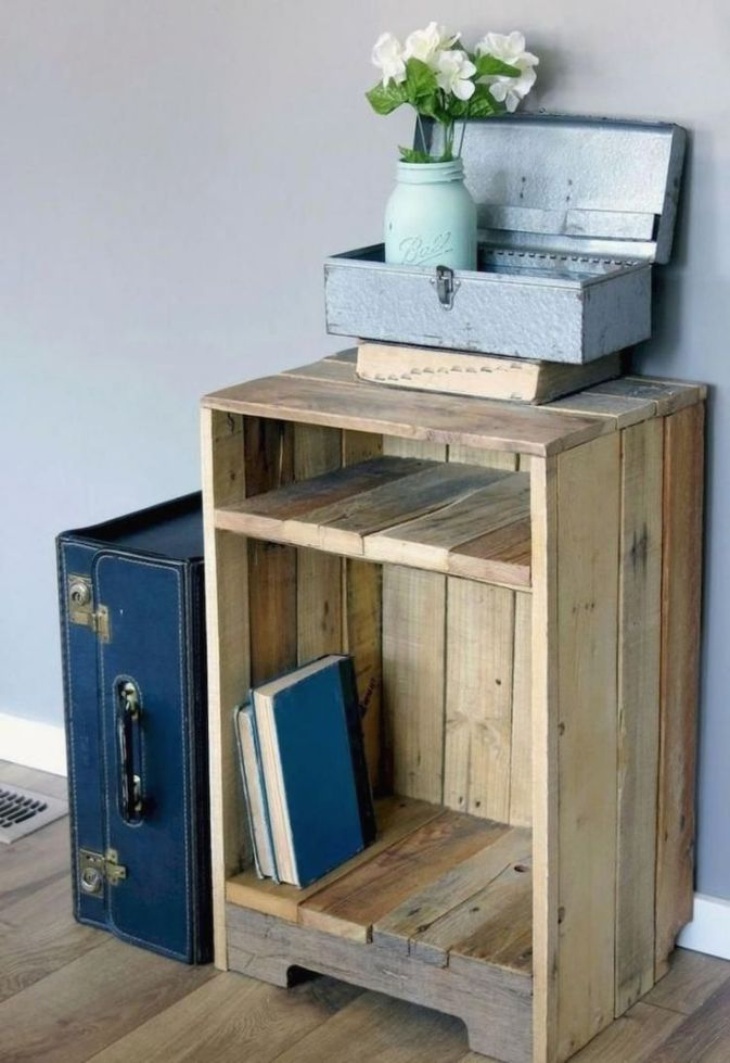 19Interior Pallet Furniture