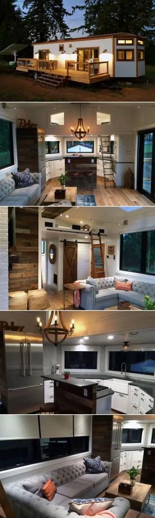Beautiful Tiny House 19