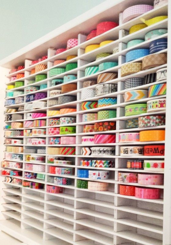 Craft Room Ideas 13