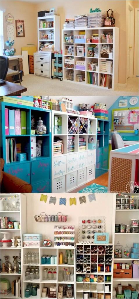 Craft Room Ideas 14