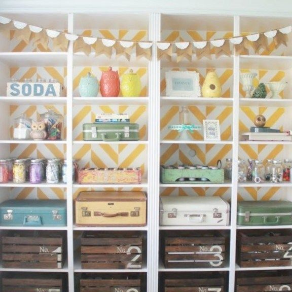 Craft Room Ideas 17