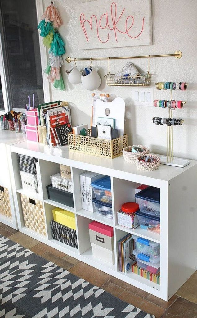 Craft Room Ideas 21
