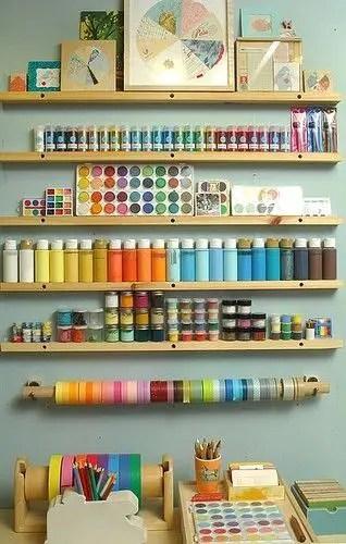Craft Room Ideas 23