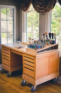 Craft Room Ideas 24