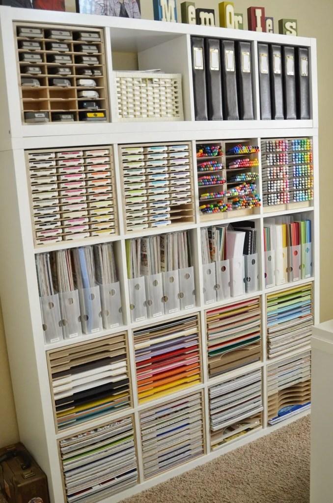 Craft Room Ideas 30