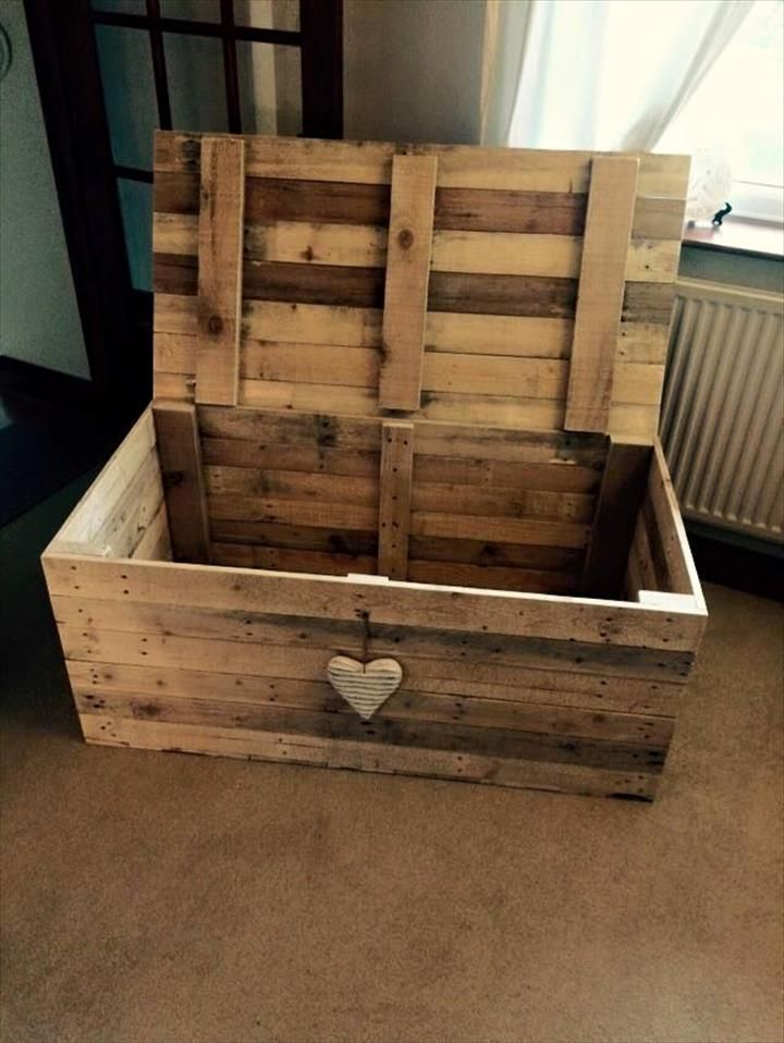 DIY Pallet Projects 16
