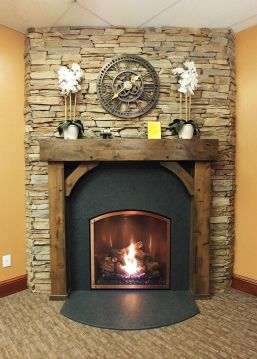 Diy Fireplace 15