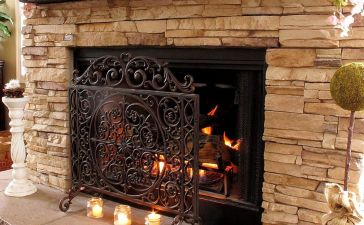 Diy Fireplace 27