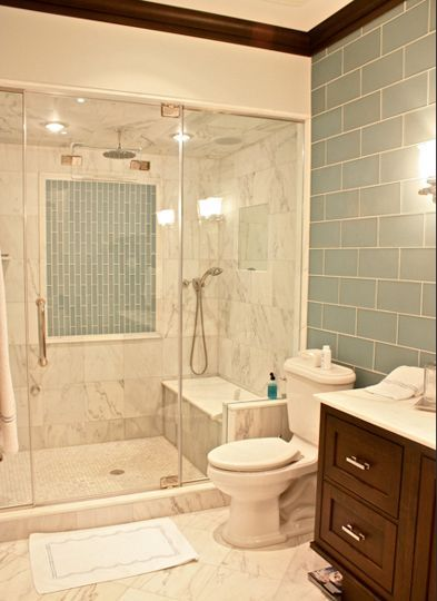 Small Master Bathroom 20