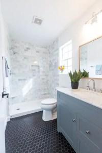 Small Master Bathroom 35