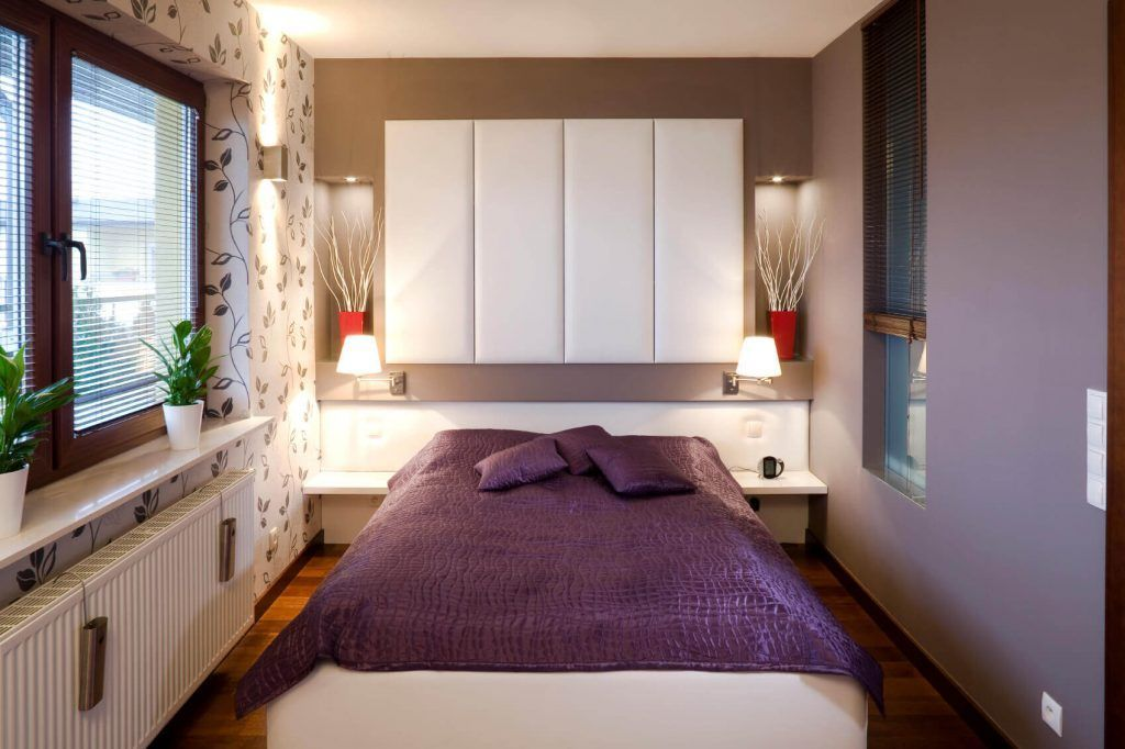 Small Spaces Bedroom 10