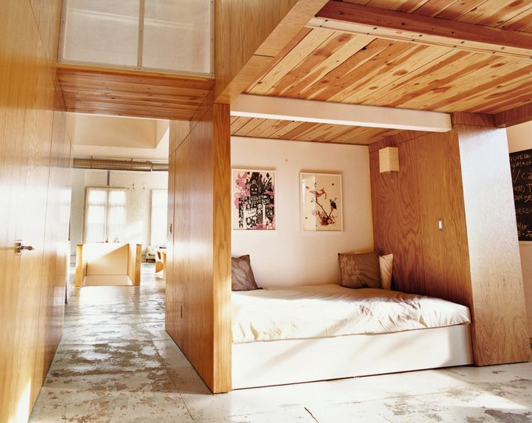 Small Spaces Bedroom 19