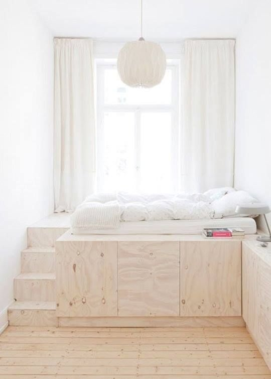 Small Spaces Bedroom 24