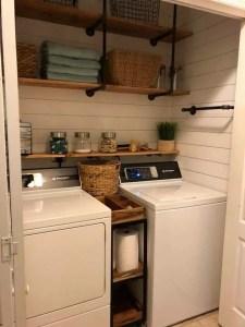 Small Laundry Room Ideas 12