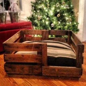Pallet Dog Beds 16