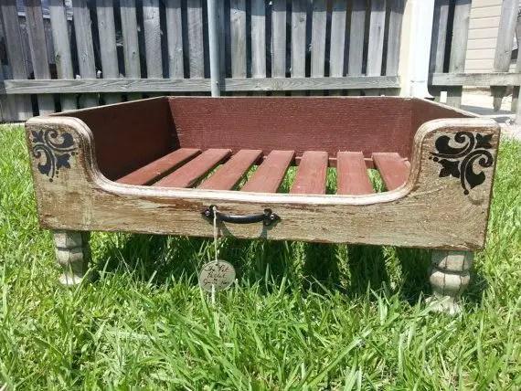 Pallet Dog Beds 19