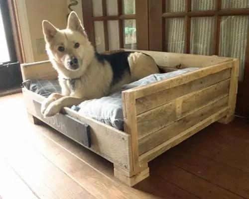 Pallet Dog Beds 2