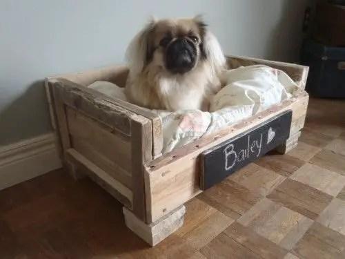 Pallet Dog Beds 20