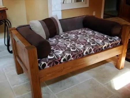 Pallet Dog Beds 22