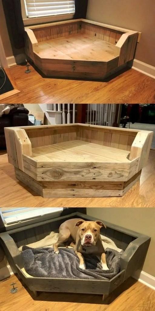 Pallet Dog Beds 26