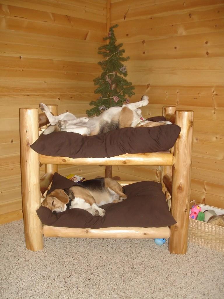 Pallet Dog Beds 31