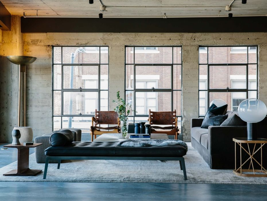 Art District Loft for masculin apartment