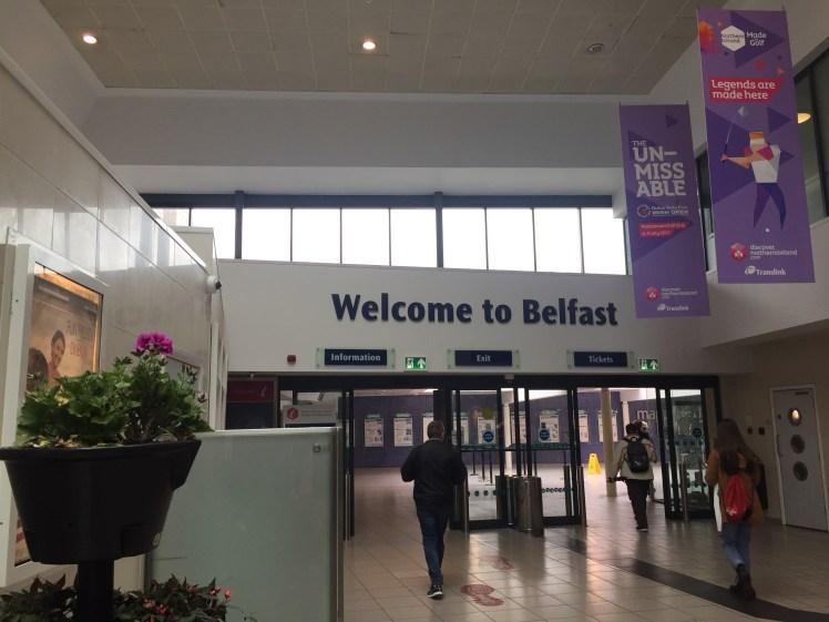 Central Station, Belfast