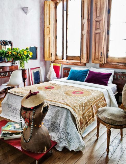 Apartmentf15 Friday Inspirations Bohemian Bedrooms