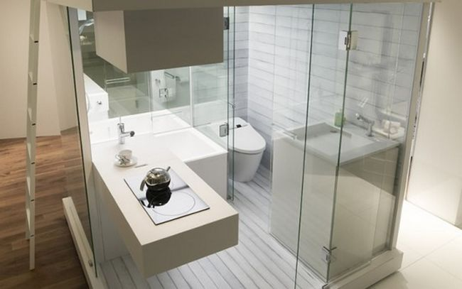 Small Bathroom Design: A Selection Of Bright Ideas For You