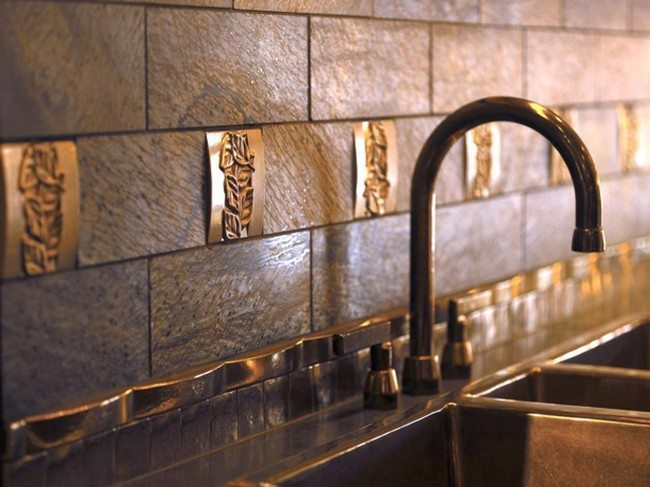 Wall Tile Kitchen Backsplash