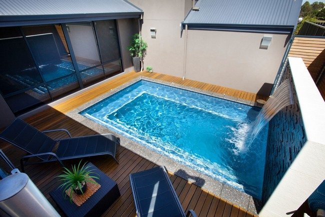 Amazing Pool Ideas Perfect For Small Backyards Decor