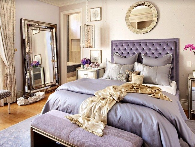 Hollywood Regency Bedroom Design Ideas Decor Around The World