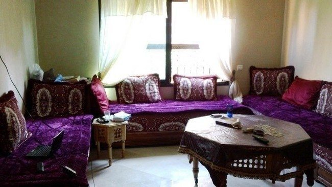 Moroccan Living Room Dcor Decor Around The World