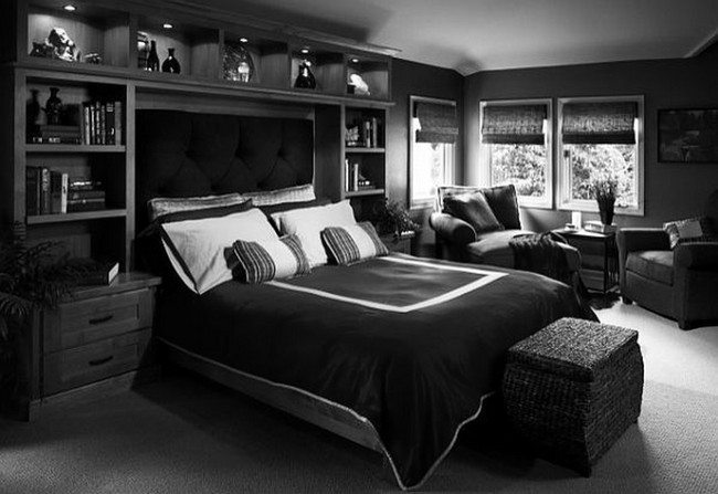 Decorating Men's Bedrooms - Decor Around The World on Cool Bedroom Ideas For Guys Small Rooms  id=26827
