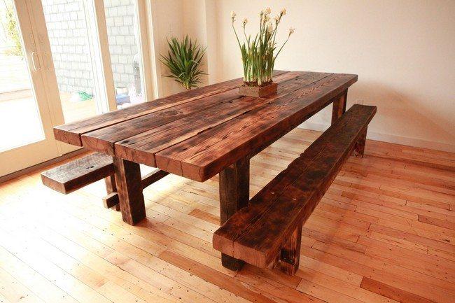 DIY Dining Table Ideas Decor Around The World