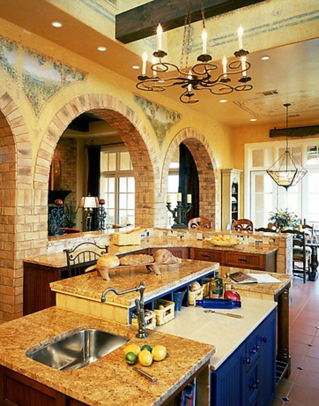 Easy Ways To Achieve The Rustic Kitchen Look Decor