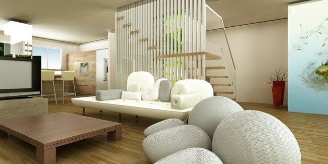 Zen Kitchen Interior Design