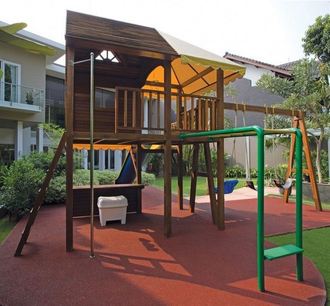 Creating The Perfect Outdoor Environment For Your Kids Decor Around The World