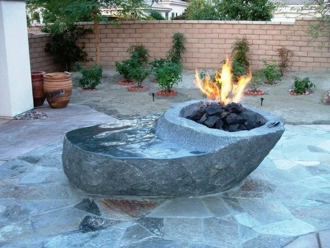 Inspiration for Backyard Fire Pit Designs - Decor Around ... on Fire Pit Inspiration  id=71849