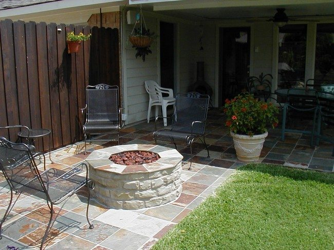 Inspiration for Backyard Fire Pit Designs - Decor Around ... on Fire Pit Inspiration  id=99509