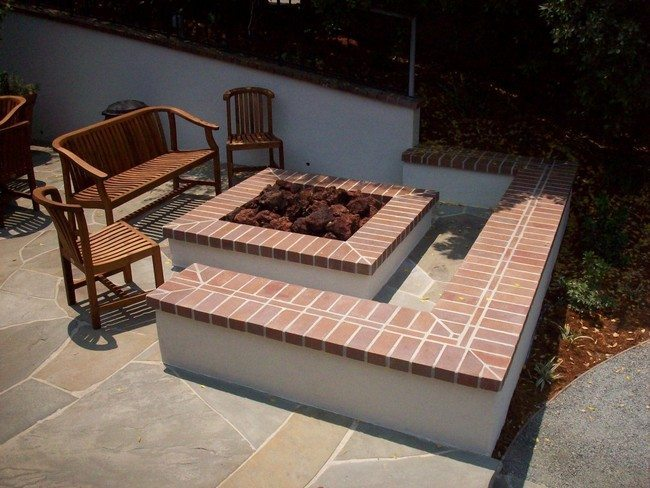 Inspiration for Backyard Fire Pit Designs - Decor Around ... on Fire Pit Inspiration  id=74640