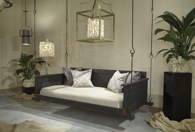 Embracing The Wall Hanging Bed Design For A Creative