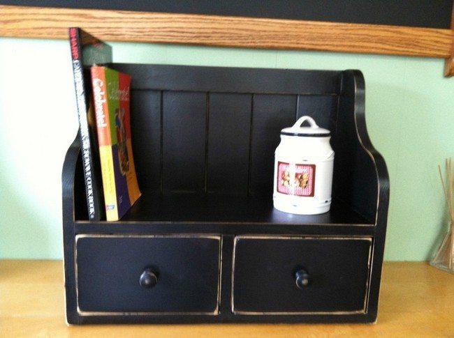 Countertop Cookbook Shelf A Simple Yet Elegant Way To Revamp Your Kitchen Decor Around The World
