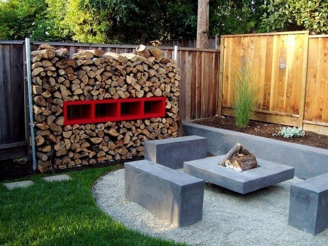 Inspiration for Backyard Fire Pit Designs - Decor Around ... on Fire Pit Inspiration  id=41152