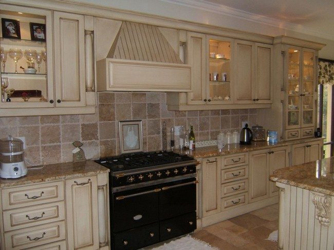 Japanese Style Kitchen Interior Design